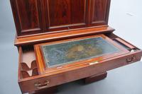 Superb Quality 19th Century Mahogany Secretaire Desk Cabinet (11 of 12)