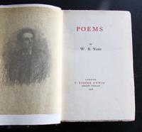 1908 The Poems of W. B. Yeats Bound in Original Gilt Decorated Binding (2 of 4)