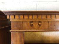 Three Yew Wood Reproduction Bookcases (3 of 9)