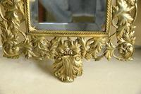 Pair of Brass Wall Mirrors (4 of 10)