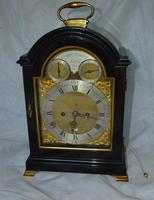 Conyers Dunlop London Georgian Bracket/table Clock (2 of 7)