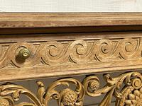 Wonderful French Walnut Console Table (26 of 36)