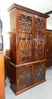 Large Mahogany Cabinet (2 of 6)