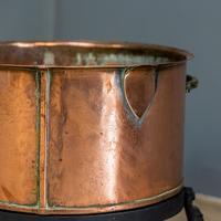 Victorian Copper Wood Bin (2 of 7)