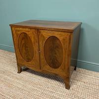 Quality Edwardian Mahogany Antique Cabinet (6 of 6)
