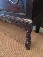 George II Period Oak Three Drawer Dresser (4 of 14)