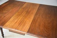 Antique Mahogany Drop Leaf Table 1428100 (17 of 24)