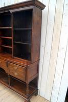 Early 20th Century Oak Dresser (2 of 9)