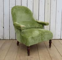 19th Century Antique French Armchair (9 of 9)
