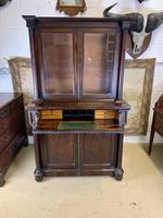 19th Century Rosewood Secrétaire Bookcase (4 of 7)