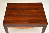 Danish Rosewood Vintage Sewing Table by Severin Hansen (7 of 12)