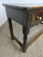 English 18th Century Oak Dresser (5 of 12)