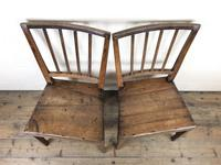 Pair of 19th Century Welsh Oak Farmhouse Chairs (3 of 10)