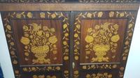 18th / 19th Century Inlaid Dutch Wardrobe (6 of 17)