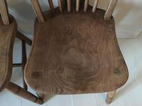 Set of Three Hoop Back Windsor Chairs (2 of 5)