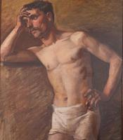 Nude Male Study (2 of 5)