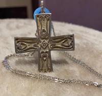 Silver Celtic Cross (4 of 4)