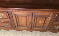 Georgian Style Oak Dresser (10 of 20)