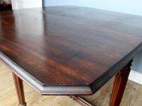 19th Century Mahogany Drop-Leaf Table (2 of 6)