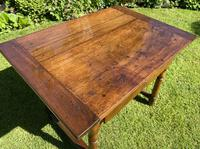 Walnut Country Table (2 of 9)