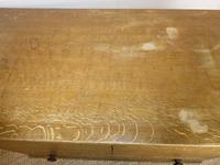 19th Century Scumbled Blanket Box (6 of 12)
