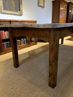 Scrubbed top Elm farm table (4 of 25)