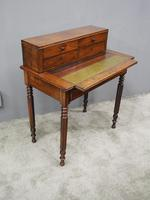French Rosewood Writing Table (10 of 12)
