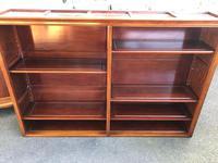 Antique Mahogany Library Bookcase (13 of 13)