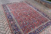 Old Heriz Roomsize Carpet 307x221cm (2 of 4)
