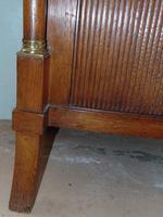 Dutch Empire Oak Side Cabinet (6 of 10)