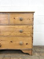 Victorian Pine Chest of Drawers (4 of 10)