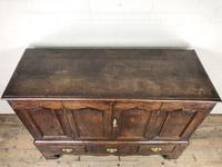 18th Century Welsh Oak Carmarthenshire Coffer (7 of 20)