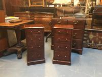 Pair of Victorian Bedside Chest of Tables (9 of 13)