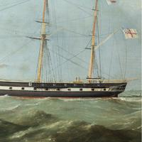 H.M.S. Topaze by George Mears (10 of 11)