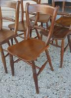 Antique Kitchen Chairs (3 of 6)