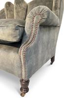 Pair of Wingback Armchairs (6 of 6)