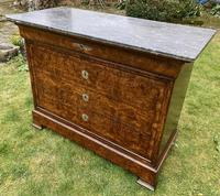 Figured  Louis Philippe Commode (2 of 7)