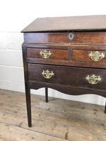 18th Century Oak Clerks Desk (5 of 12)