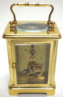 Fine Antique French 8-day Carriage Clock Timepiece by Drew & Sons London (8 of 11)