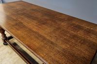 Oak Refectory Table (3 of 5)