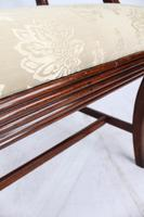Pair of Regency Mahogany Open Armchairs / Carvers (11 of 13)