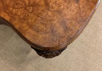 Large Sized Burr Walnut Coffee Table (5 of 11)