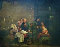 Sir David Willkie R.A Original Signed 1829 Oil Painting Inc Prov (2 of 13)