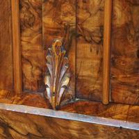 Victorian Burr Walnut Chiffonier Sideboard (8 of 9)