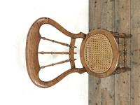 Antique Child's Correctional Chair (m-2215) (2 of 10)