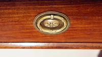 Good Quality William IV Mahogany Free Standing Writing Table (19 of 27)