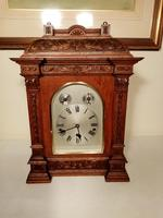 Outstanding Westminster-Chime Bracket/ Table Clock (3 of 9)