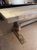 Rustic Refectory Table (5 of 9)