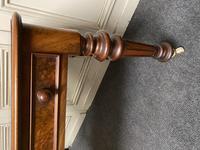 Fine Rare Burr Walnut Writing Table or Desk (13 of 20)