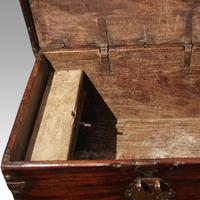 Antique merchant trunk (3 of 11)